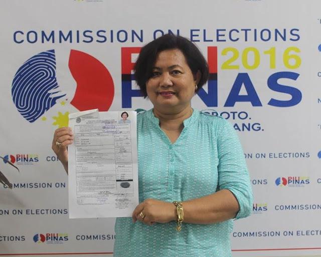 Canama, Vivian Independent  Bogo Elections