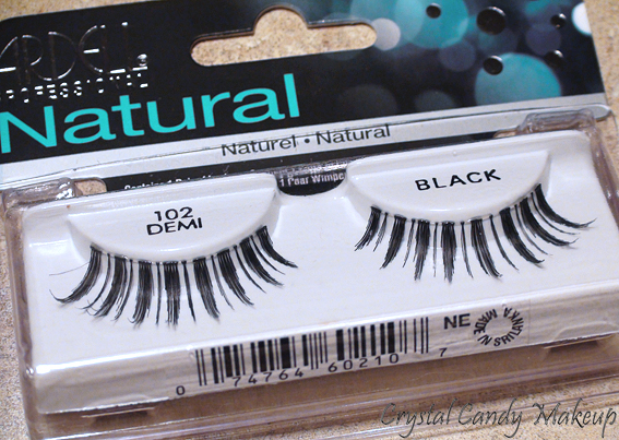 Commande Madame Madeline (Faux-cils) - Falsies - Ardell 102 Demi Black Natural