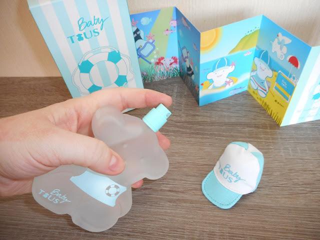eau de cologne pour jeune enfants