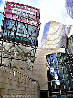 Antoni Tàpies en el Guggenheim-