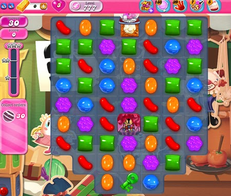 Candy Crush Saga 777