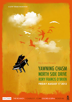 The G-Man Presents Yawning Chasm