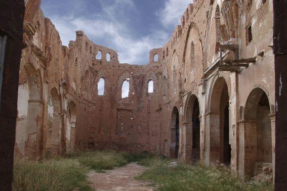 15 ciudades abandonadas.