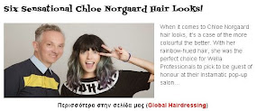 Six Sensational Chloe Norgaard Hair Looks!