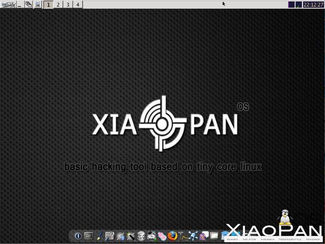 Descifrar Claves Wifi con Xiaopan OS