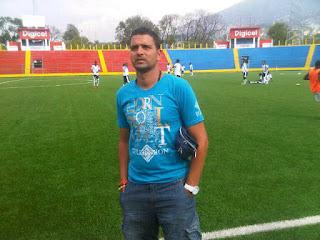 Oliver Mendoza contratado como Director Técnico del Tempete FC de Haití