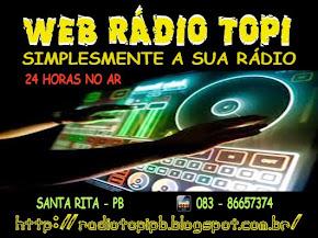 OUÇA AQUI A RÁDIO TOPI NO APLICATIVO  DA RÁDIO NET . Radios.com.br