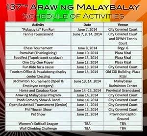 137th Araw ng Malaybalay