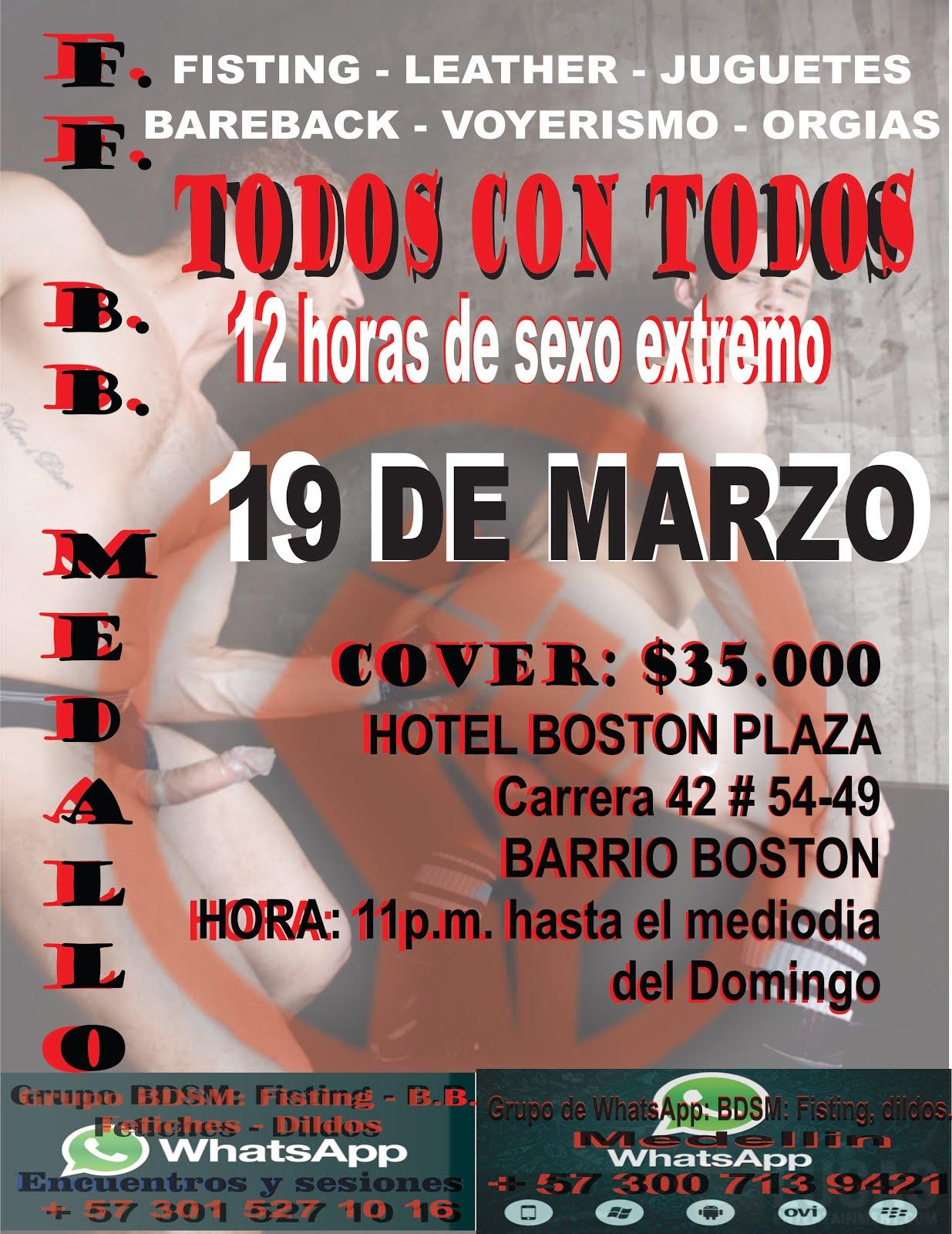 Todos para todos !!! Medellin.