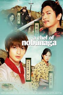 Phim Nobunaga no Shefu-Tamamori Yuta