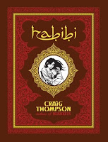 Cover of Habibi by Craig Thompson