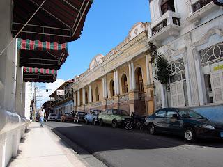 Santiago de Cuba heredia street
