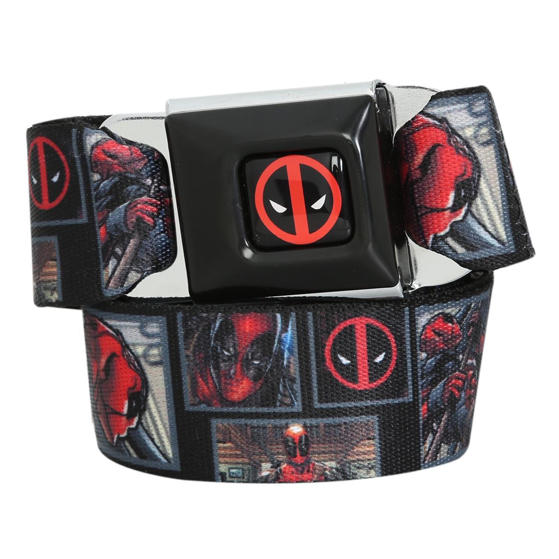 Deadpool Seat Belt