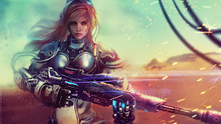 Nova Starcraft background download for desktop