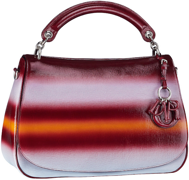 Dior Introduces the Dune Handbag for FW15