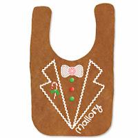 I-am-the-Gingerbread-Man-Bib