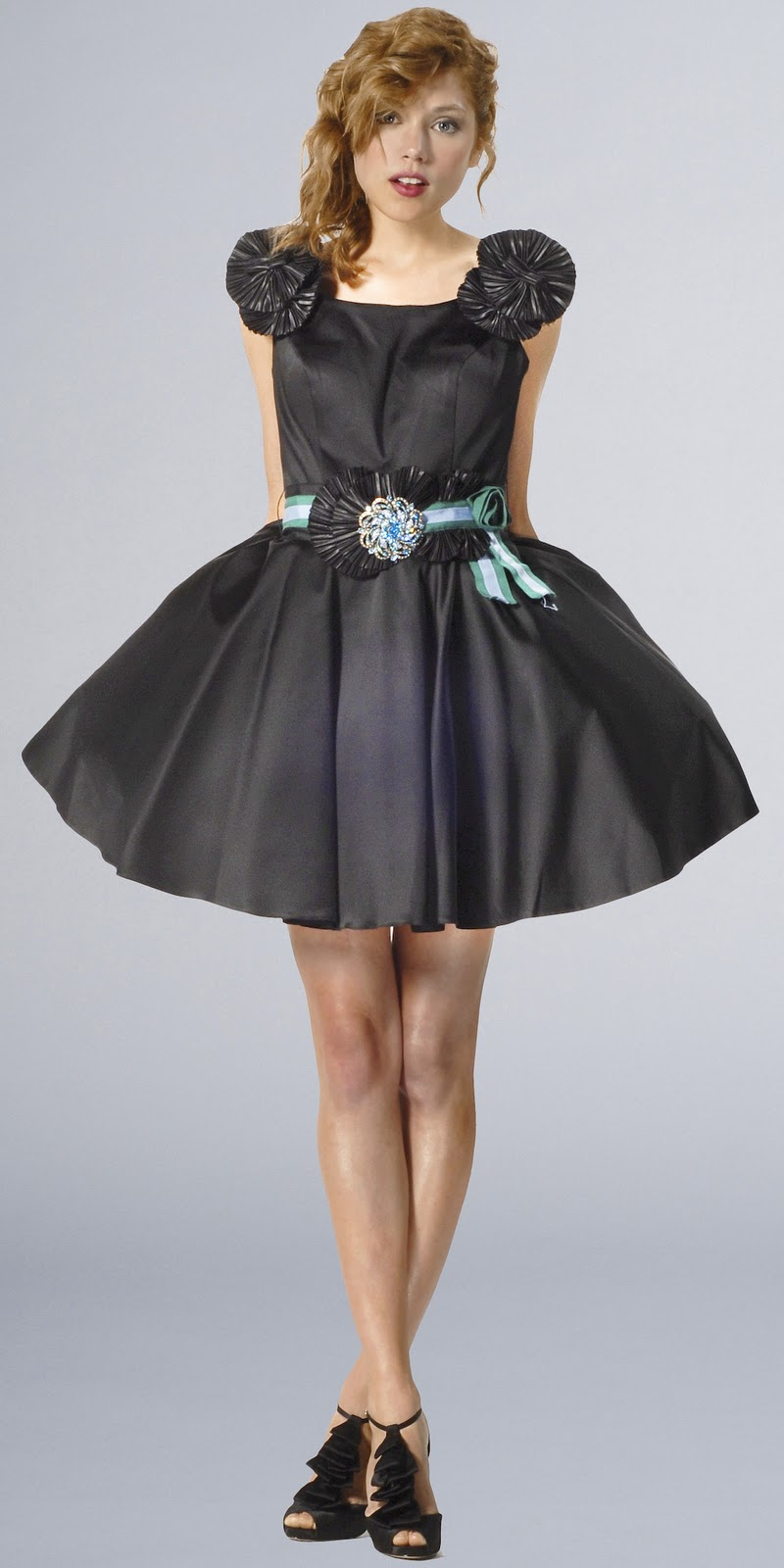 Download this Fall Party Dress picture