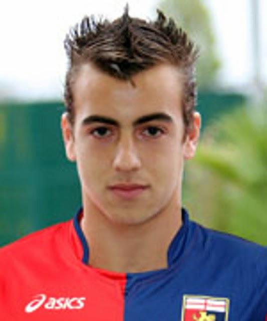 Stephan El Shaarawy Handsome Hairstyles Photos