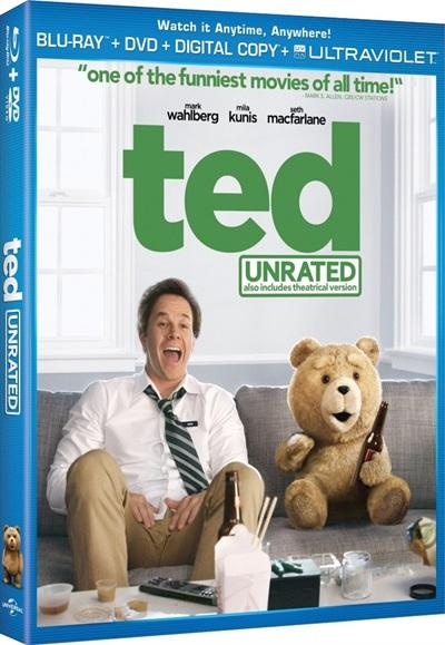 Ted 720p HD Español Latino Dual BRRip 2012