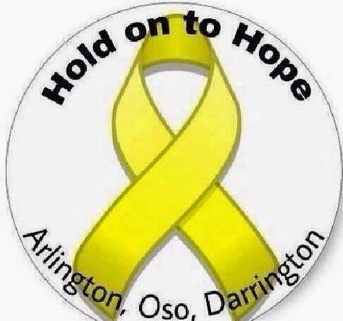 Click On The Ribbon To Help or Donate to Oso Landslide Relief