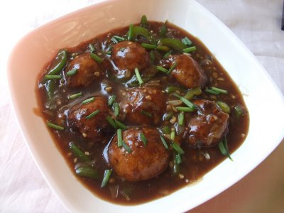 Veg manchurian recipe special recipes ingredients forumfinder Image collections