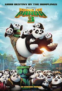 Kung Fu Panda 3 (2016) Online