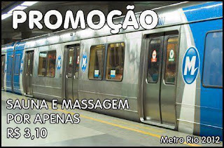 metro Causos da tarde