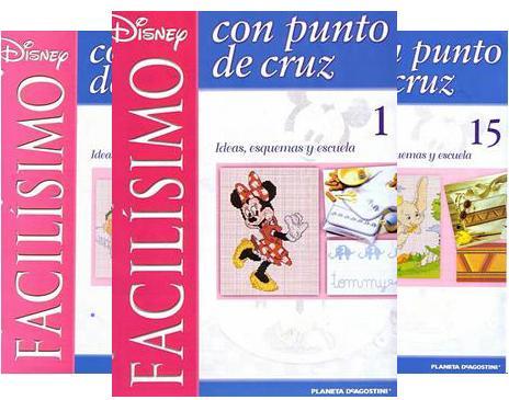 Disney magic punto de cruz - Imagui