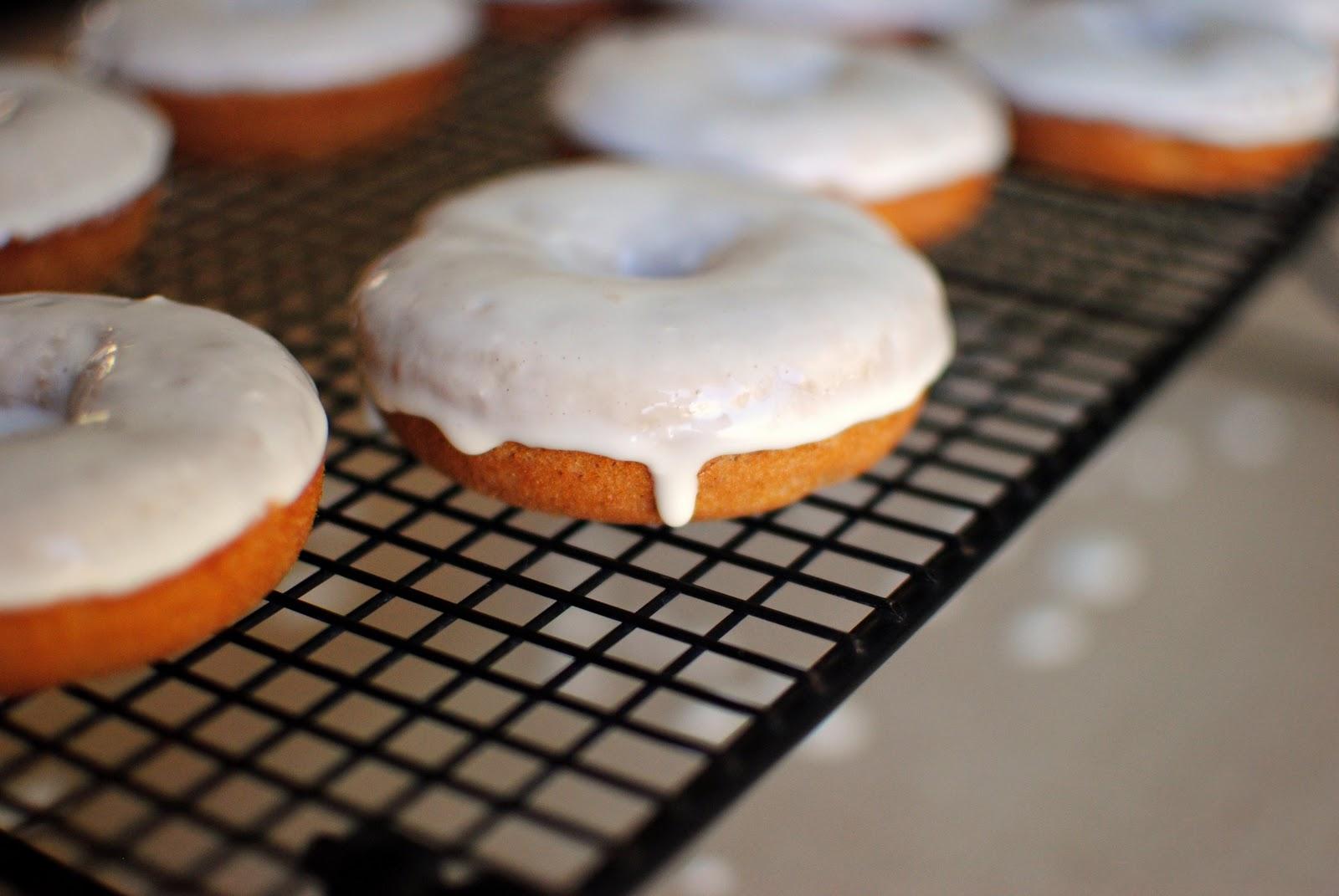 Как сделать пончики ровными
