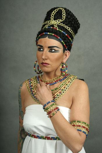 Egipt Prosty Przepis Na Egipcjankę Love Hair Make Up