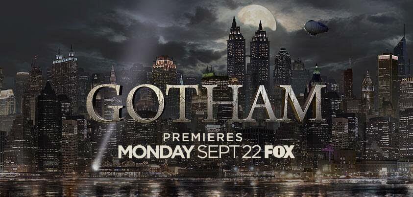 Gotham Estrenos Septiembre 2014 Tropa Friki