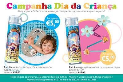cosmeticos para crianças