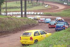 Domingo no Autódromo de São Bento do Sul