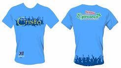 CAMISA ASSÚ PARA CRISTO 2015 - R$: 30,00