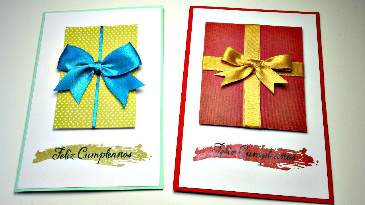 Mundo party tarjeta express para cumplea os o navidad - Tarjetas de navidad faciles ...