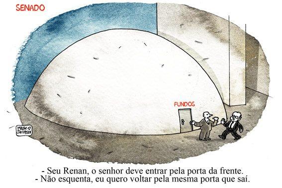 A volta de Renan Calheiros - Por Marco Jacobsen