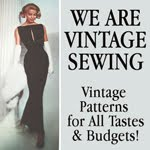 We Are Vintage Sewing