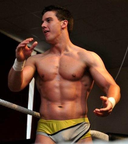 Charlie garrett wrestler nude