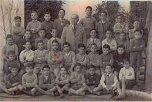 Francisco Javier Miguel Hornillo en el colegio San Hermenegildo