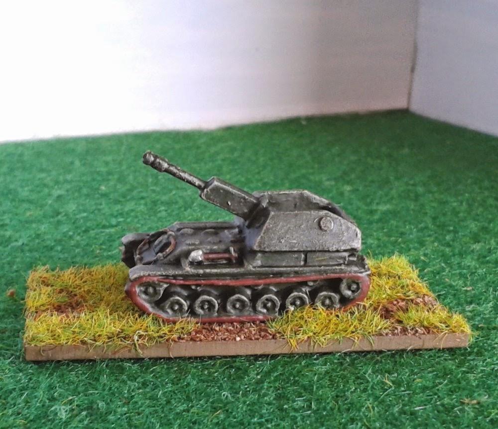 Russian SU 76 picture 2
