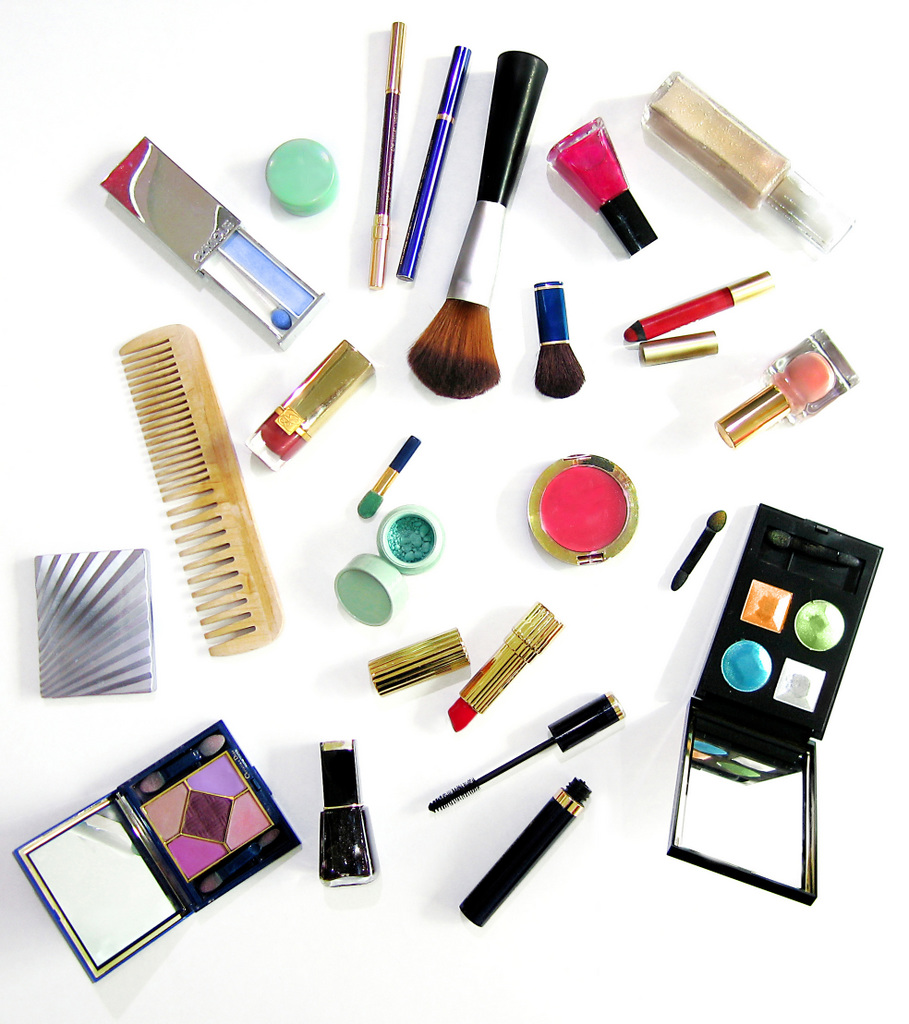 All Dolled Up Basic Makeup Tools
