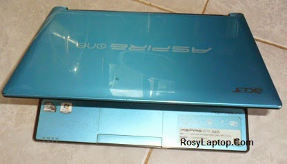 Acer Aspire One D255 Atom N550 Blue
