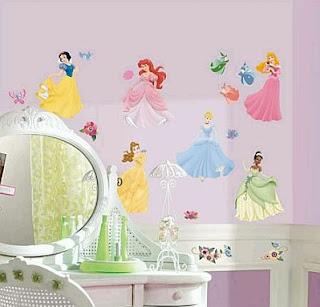 Stickers y pegatinas para decorar - Pegatinas pared infantiles disney ...