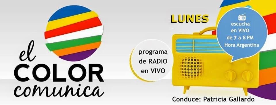 EL COLOR COMUNICA: Programa de RADIO