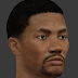 NBA 2K14 Derrick Rose HD Face Texture