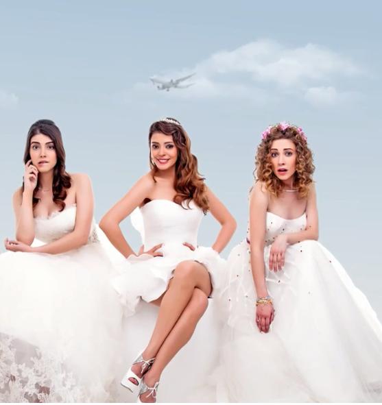 مسلسل عروسات هاربات حلقة 18 - mosalsal kacak