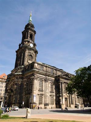Kreuzkirche en Dresde