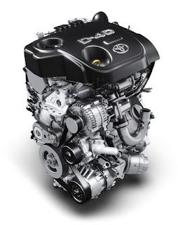 Toyota D4D Diesel Engine