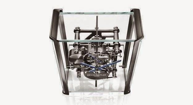 Reloj de mesa Audi