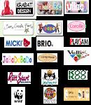 Några av våra varumärken